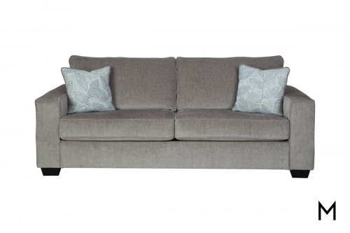 Altari Sofa in Alloy