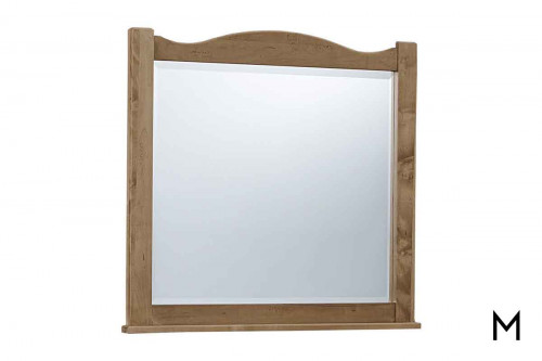 American Maple Mirror