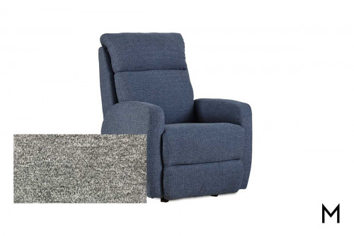 M Collection Primo Rocker Power Headrest Recliner with SoCozi