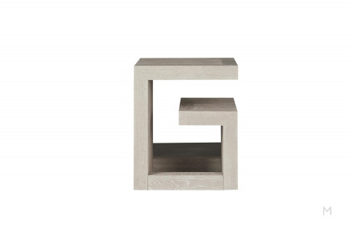 The Modern Bedside Table in Quartz