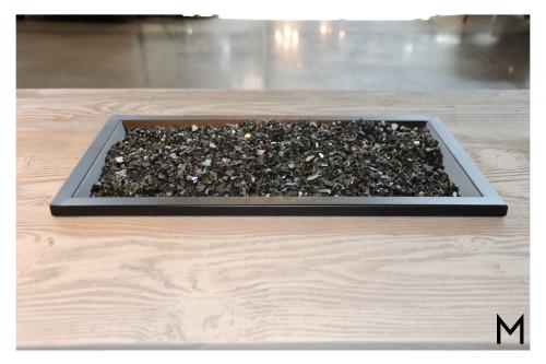 Rectangular Fire Table