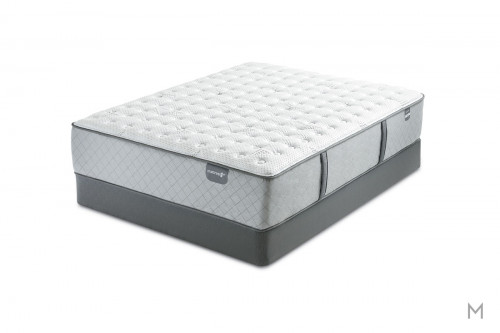 Mattress 1st Harrell Extra Firm Mattress - King with Gel-Enhanced Memory Foam