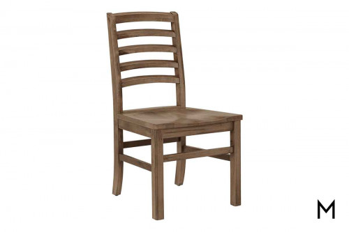 Horizon Slat Back Chair