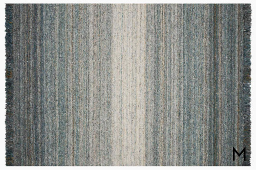 Phillip Area Rug 5'x7' in Turquoise