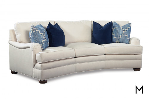 Wedge Conversation Sofa