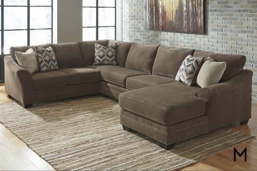 Justyna 3 Piece Sectional
