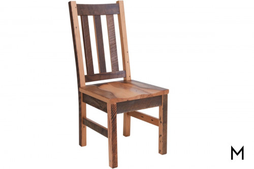 Reclaimed Side Chair