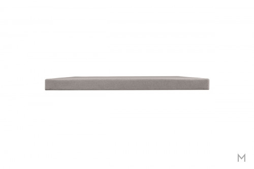 "Tempur-Pedic TEMPUR 5"" Low Foundation - Queen in Gray Upholstery"