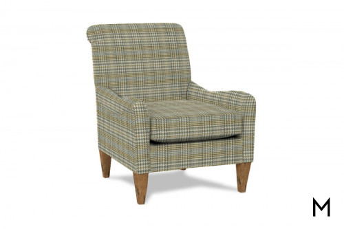 High Leg Accent Chair