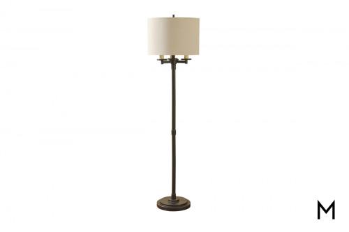 Candelabra Style Floor Lamp