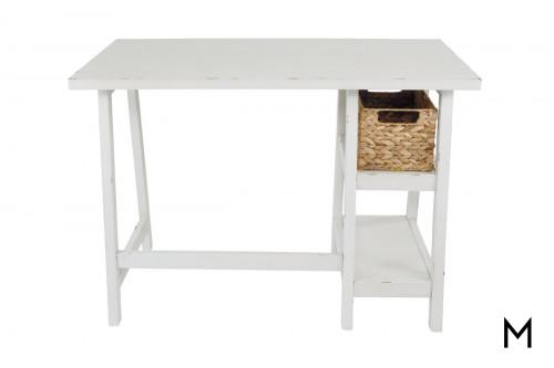 Mirimyn White Vintage Desk
