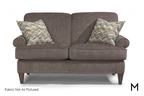 Venture Loveseat in Tussah