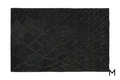 Mojave Black Area Rug 8'x10'
