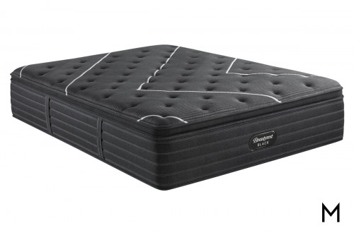 Simmons Beautyrest Black Plush Pillow Top King Mattress