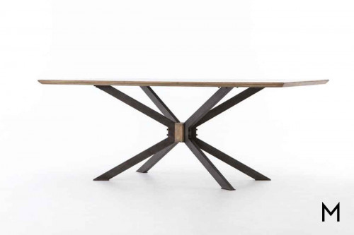 Spider Base Dining Table