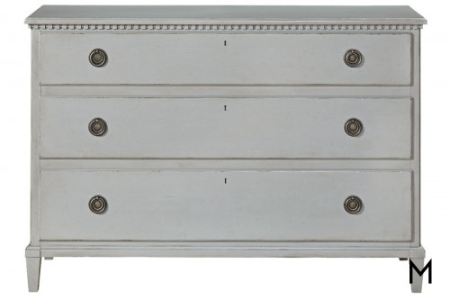 Sojourn Gray Lake Drawer Dresser