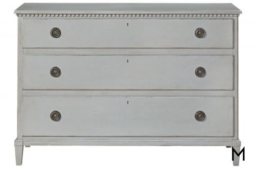 Sojourn Gray Lake Drawer Dresser