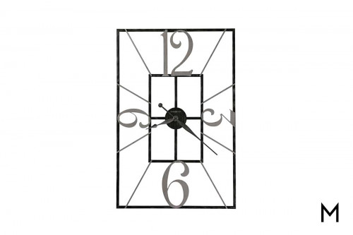 Antoine Gallery Wall Clock