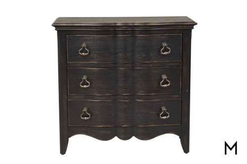 Chesapeake Bachelor Chest with 3 Drawers