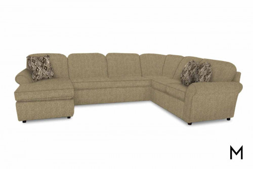 Malibu Chaise Sectional