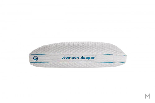 Position Stomach Sleeper Performance Pillow with Dri-Tec 5.0 Fabric Surface