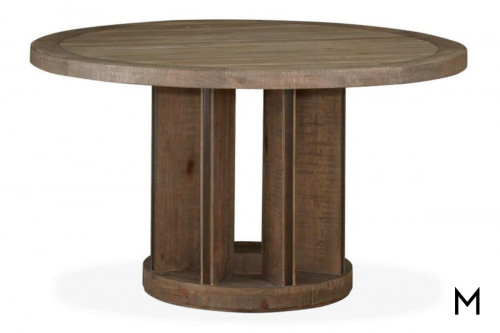 Granada Hills Round Dining Table