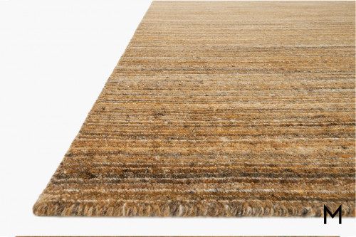 Speckled Amber Area Rug 7'x9'