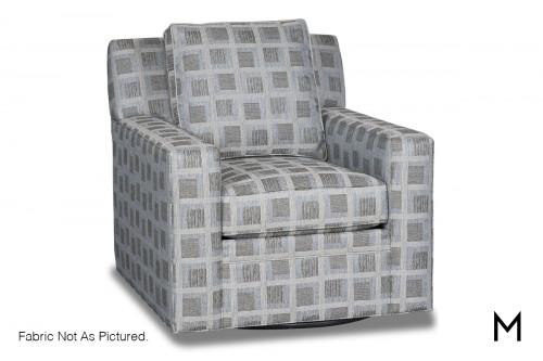Block Swivel Chair
