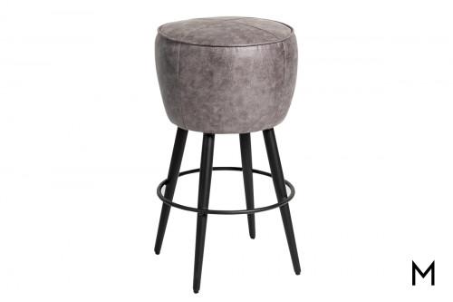 Four Leg Drum Counter Stool