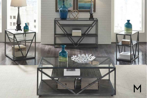Arista Sofa Table