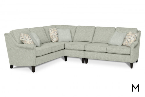 Ella 2-Piece Sectional Sofa