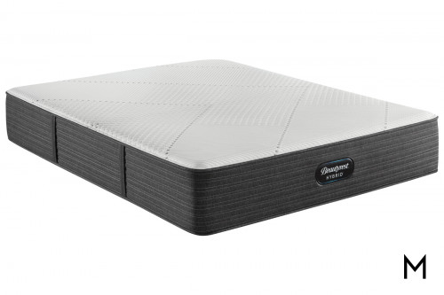 Beautyrest BRX1000-IP Extra Firm Hybrid Twin XL Mattress