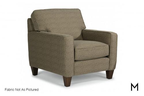 MacLeran Chair in Midnight Blue