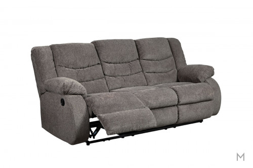 Tulen Reclining Sofa in Grey