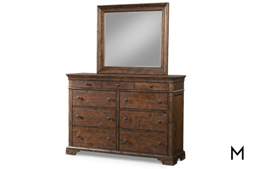 Daisy 9-Drawer Dresser