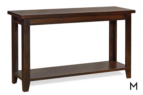 Alder Sofa Table