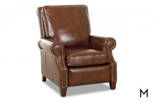 Adams Recliner Chair in Leather
