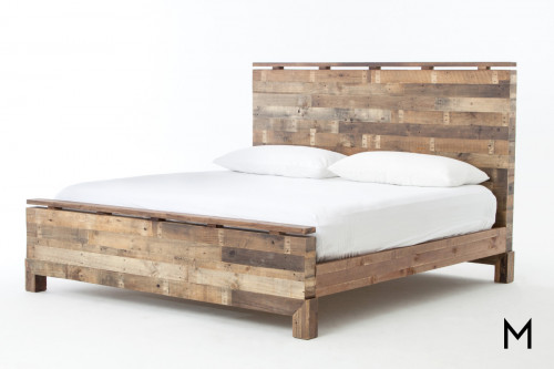 Tioga King Platform Bed