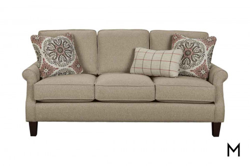 M Collection Enticing Sofa