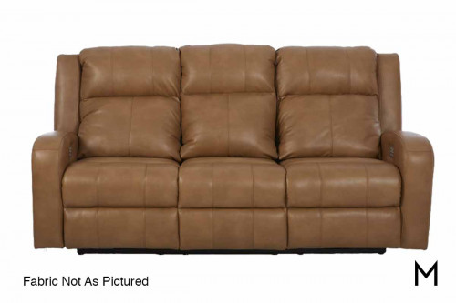 Endeavor Reclining Sofa with Reclining Mechanisms
