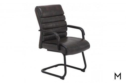 M Collection Ember Fabric Desk Chair