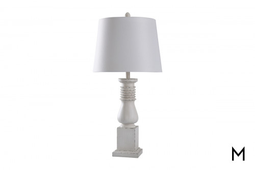 Newel Post Table Lamp