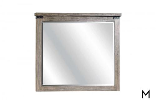 Tucker Landscape Mirror