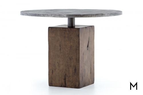 Aluminum Round Bistro Table