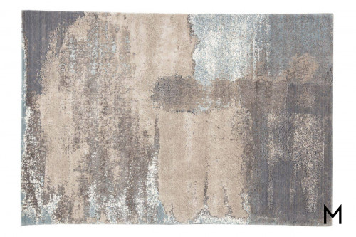 Ionian Abstract Area Rug 8'x10'