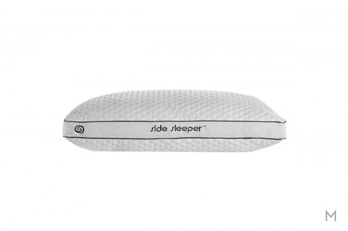 Position Side Sleeper Performance Pillow with Dri-Tec 5.0 Fabric Surface