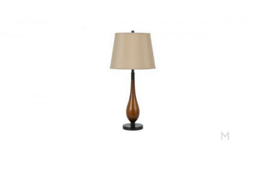 Beige Beauty Table Lamp