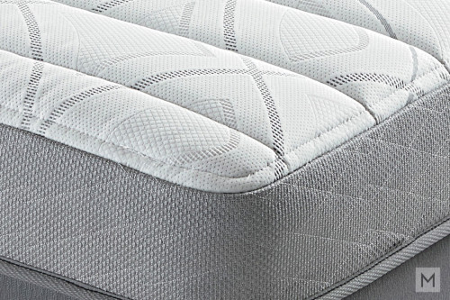 Mattress 1st Northampton Firm Mattress - Full with Gel-Enhanced Memory Foam