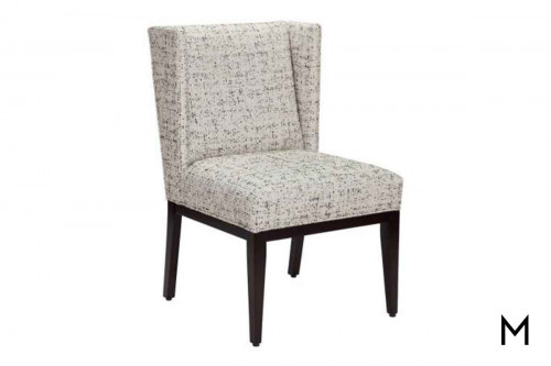 Carson Winged Side Chair