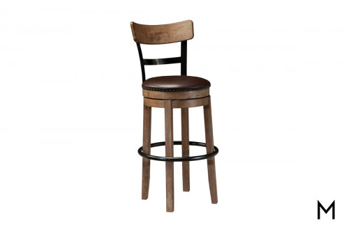 Pinnadel Bar Height Stool